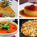 spanyol ételek