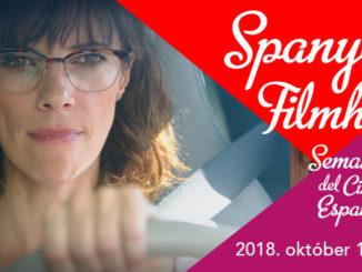 Spanyol Filmhét 2018