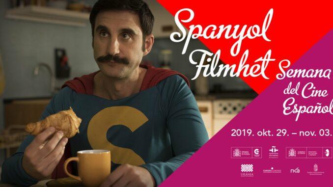 Spanyol Filmhét 2019