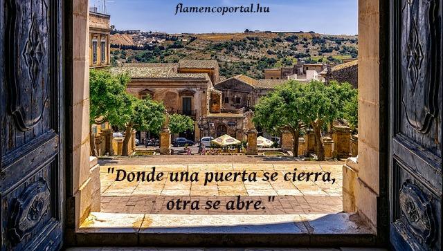 spanyol idézet életről