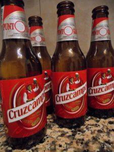 spanyol sör - cruzacampo
